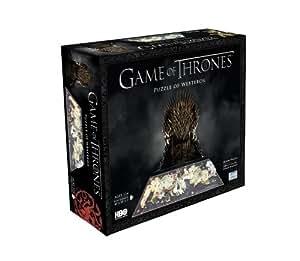 Game Of Thrones - 330365 - Puzzle Classique 4d - 1500 Pièces