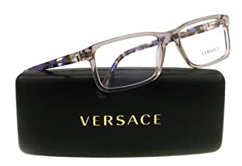 07259f528966 www.lesbauxdeprovence.com Versace Eyeglasses VE 3171 GREY 593 VE3171   Versace  Clothing