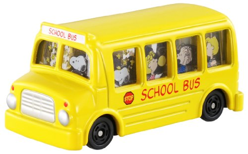 Dream Tomica No.154 Snoopy school bus (japan import) - 1