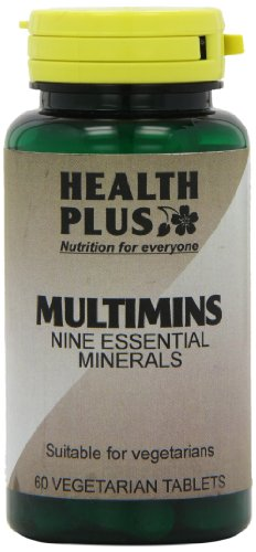 Health Plus Multimins Mineral Supplement - 60 Tablets