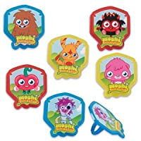 MOSHI MONSTERS RINGS
