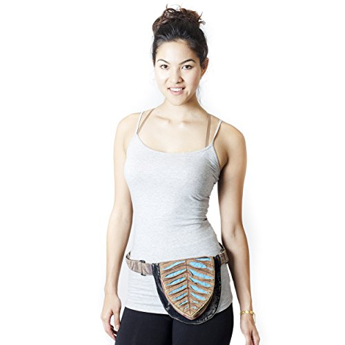 Silly yogi peter pan fanny pack utility waist belt bag-Multi-One size (Peter Pan Bag compare prices)