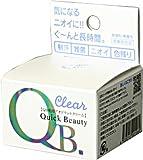 QBデオドラントクリーム 30g