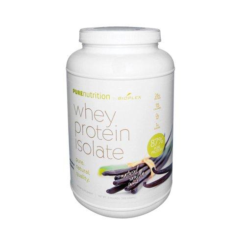 Whey Protein Isolate Vanilla 2 Pounds