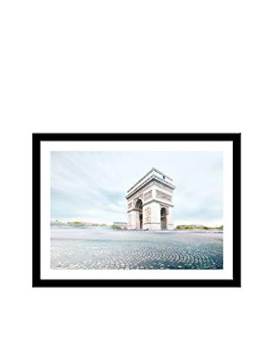 Photos.com by Getty Images Arc De Triomphe Arc De Triomphe, Paris Artwork On Framed Paper