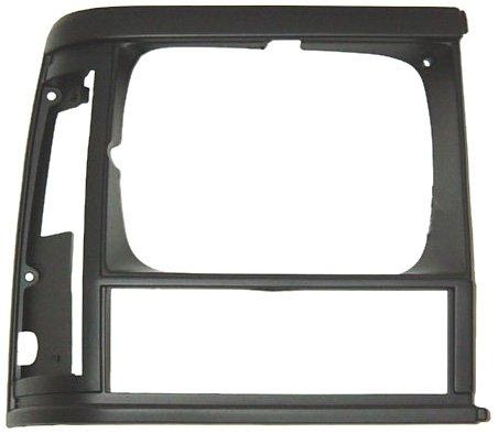 OE Replacement Jeep Cherokee/Wagoneer Passenger Side Headlight Door (Partslink Number CH2513124) (Oe Headlights compare prices)