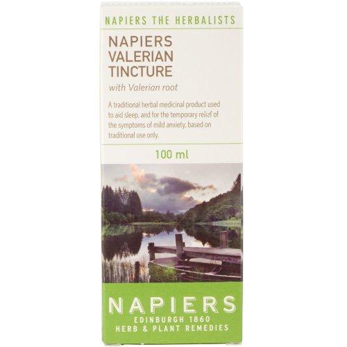 Napiers Valerian Tincture 100 ml