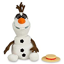 [Best price] Stuffed Animals & Plush - Disney Frozen Olaf Singing Plush - 10 1/2'' - toys-games