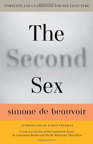 The Second Sex (Vintage)