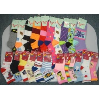 Ddi Ladies And Kids Computer Socks Combination (Pack Of 216)