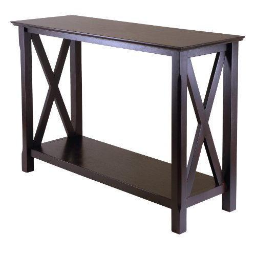 Cheap Winsome Wood Xola Console Table (B0046EC0O0)