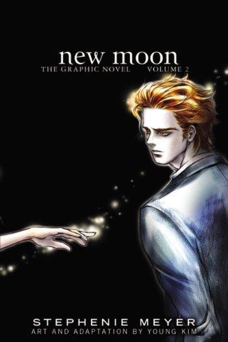Stephenie Meyer - New Moon: The Graphic Novel, Vol. 2 (The Twilight Saga)