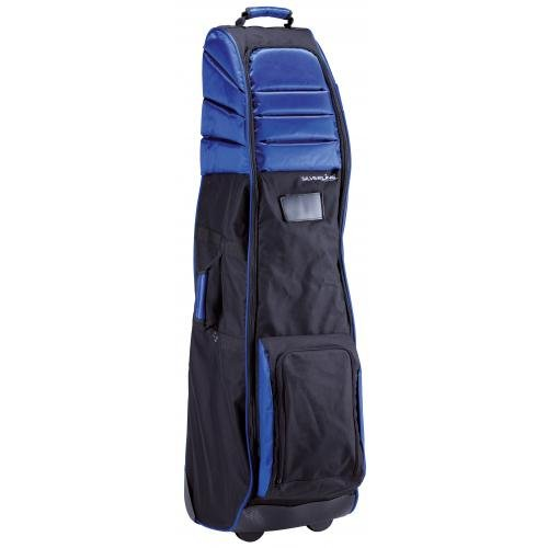 Silverline Travel Cover, schwarz/blau
