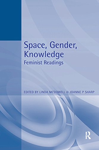 Space, Gender, Knowledge: Feminist Readings (Arnold Readers in Geography) (Joanne Sharp compare prices)