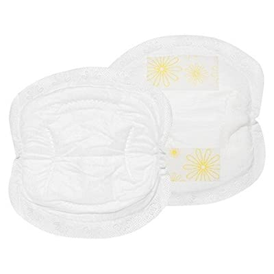 Medela 120ct Disposable Nursing Bra Pads TRG