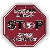 San Francisco 49Ers Stop Sign