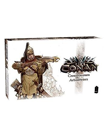 Asmodee - MOCON06FR - Conan - Crossbowmen/Arbalétriers