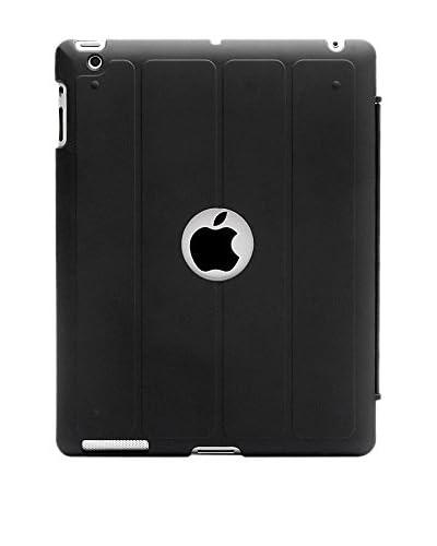 Beja Funda Flip Para iPad Negro