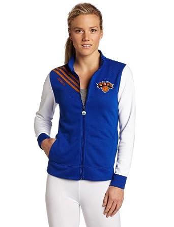 NBA New York Knicks Originals Court Series Track Jacket Ladies by adidas