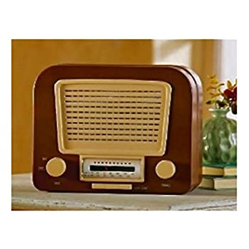 Full Functioning Vintage AM/FM Radio Hideaway Safe