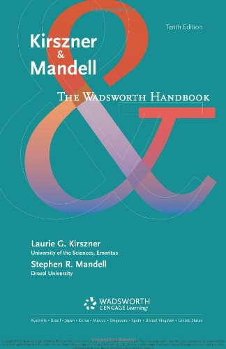 The Wadsworth Handbook