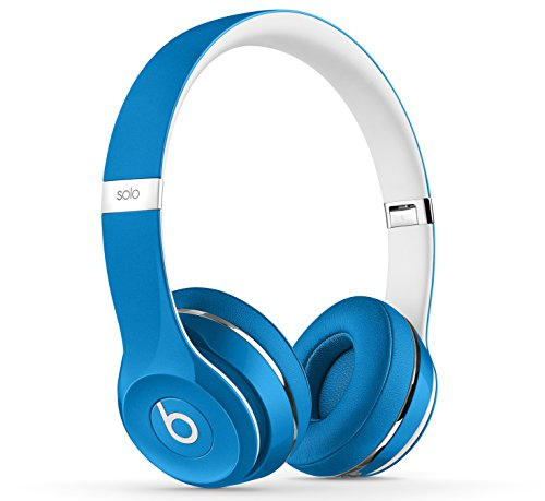 Beats by Dr. Dre Solo2 Cuffie On-Ear Luxe Edition, Blu