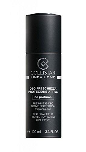 Linea Uomo Deodorante Freschezza Protezione Attiva 100 ml Spray No Profumo