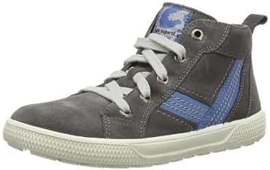 Superfit Swagy 20045206 Jungen Sneaker, Grau (stone kombi 06), EU 31