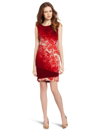 For Sale ## Yoana Baraschi Women's Ombre Leaf Cocktail Dress ...
