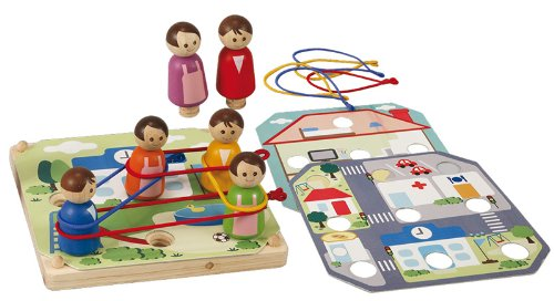 PlanToys Daily Activity Play