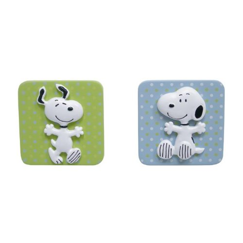 Lambs & Ivy Drawer Pulls, Snoopy front-10963