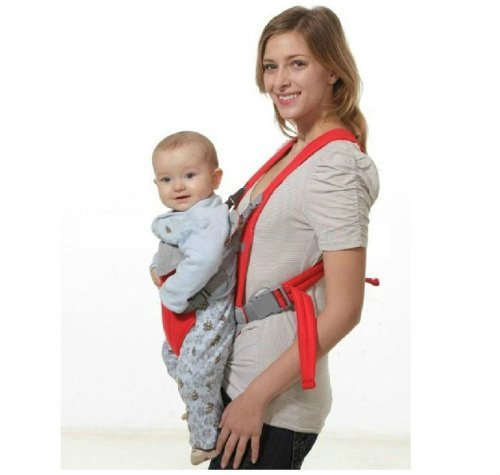 Baby Wrap Back Carry front-1056471