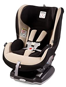 Peg Perego Convertible Premium Infant to Toddler Car Seat, Beige