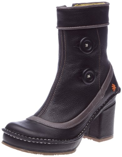 Art Women's 701 Tate Black Ankle Boots 701 6 UK