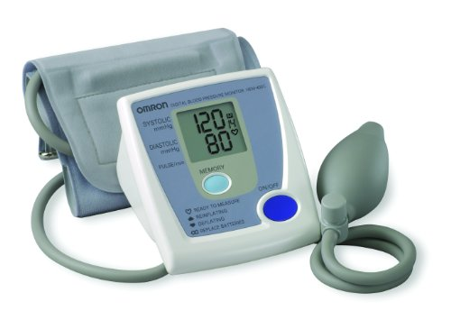 Cheap Omron Manual Inflation Blood Pressure Monitor (MARHEM432C)
