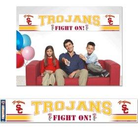 USC Trojans Party Banner