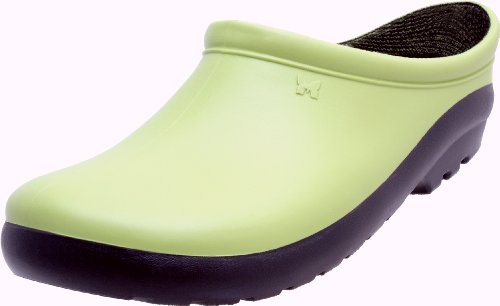 Sloggers Women's  Premium Garden Clog with Premium Insole Insole,  Kiwi Green  - Wo's size 6 - Style 260KW06 image