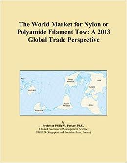 The Worldwide Nylon Market Enjoyed - Blonde