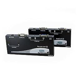 StarTech.com USB VGA KVM Console Extender over CAT5 UTP (500 Feet) (SV565UTPU)