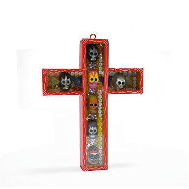 fantastik-cruz-mexicana-de-madera-con-cabezas-de-lucha-libre