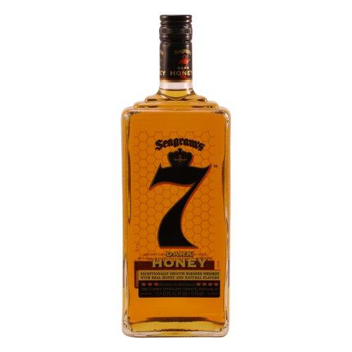 seagrams-dark-honey-whiskey-liqueur-10-l-flasche