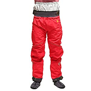 Palm Ion Kayak Dry Trousers RED AW371 Sizes- - Small