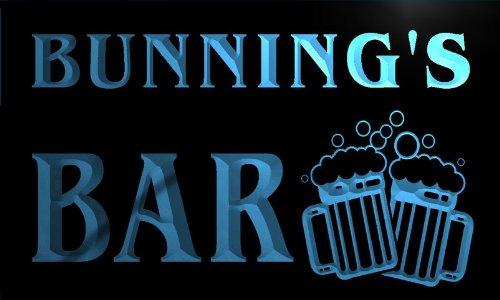 w038475-b-bunning-name-home-bar-pub-beer-mugs-cheers-neon-light-sign-barlicht-neonlicht-lichtwerbung