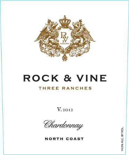 2013 Rock & Vine Chardonnay 750 Ml