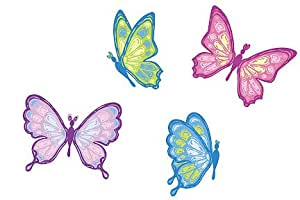 Wallies Butterflies Wallpaper Mural