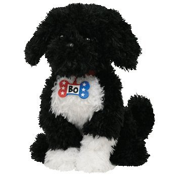 Bo the Portugese Dog Clip (White Color: Clip)