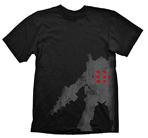 bioshock-t-shirt-big-daddy-m-importacion-alemana