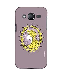 Pick pattern Back Cover for Samsung Galaxy J2