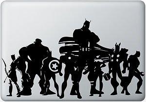 Macbook Keyboard Super Hero Skin / …