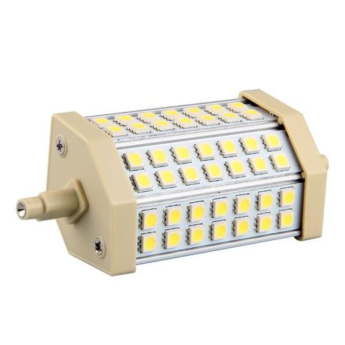 R7S J118 Energy Saving White 42 Smd Led Halogen Flood Light Lamp Bulb 10W